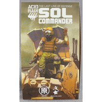 Acid Rain Sol Commander (gi Joe 25th,bbi,ourwar)