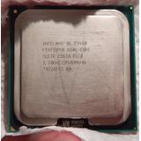 Intel Pentium Dual Core E5400 2.7ghz Socket 775 Y Cooler