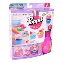 Poppit Plastilina Set Inicio Cupcakes Cachorros Carteras