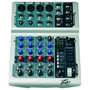 Consola Mixer Peavey Pv6 6 Canales 4 Xlr