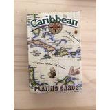 Cartas De Póker Carribean Con Diseño