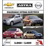 Manual Diagramas Electricos Chevrolet Astra 00-09 Esp