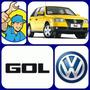 Manual Automotriz Taller Reparación Volkswagen Gol 95 Españ