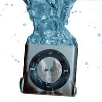 Submarino Audio Impermeable Ipod Shuffle