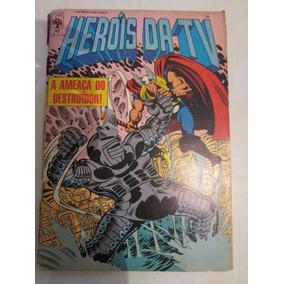 Herois Da Tv - Editora Abril - Nº 93 Cx02