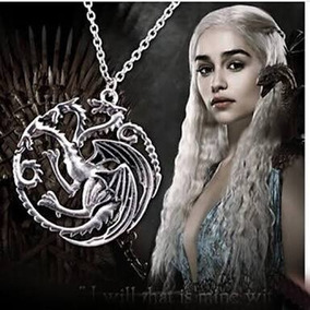 Collar Dije Game Of Thrones Casa Targaryen