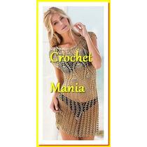 Vestido Tejido A Crochet Ideal Para Playa