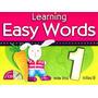 Libro Learnig Easy Words 1. Editorial Trillas