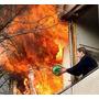 Retardante De Fuego Anti Fuego Alfombra Madera Pared 7924003