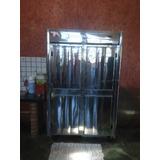 Geladeira/mini Câmara Fria Inox 4portas Refrimate 220v