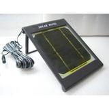 Painel Solar Portátil / 6volts 135ma