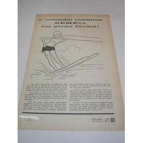 ( L - 290/ G ) Propaganda Antiga Semp Rádio E Televisão S.a