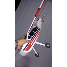 Aeromodelo Cessna 182 - Já Montado Quase Pronto Pra Voar
