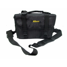 Bolso Nikon P/ D3100 D3200 D800 D7000 D7100 D5200