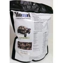 Alimento Mazuri Para Tortuga Terrestre Contiene 1kg Croqueta