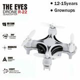 Drone Con Cámara Hd R22 Mini Rc Con Control Remoto. Aviones