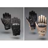 Oakley Luva Tática Similar Pilot Glove Paintball Call Duty