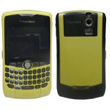 Blackberry Nextel Curve Yellow Amarilla Nueva Anda Plan Bis