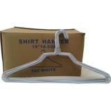 Ganchos De Alambre Para Camisa Blancos Medio Ciento