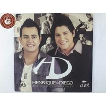 Cd Henrrique E Diego Dut