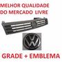 Grade Dianteira Logus + Emblema 93 94 95 96 97 Grade Grande