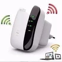 Repetidor Roteador Extensor Aplificador Wifi Sinal Wireless