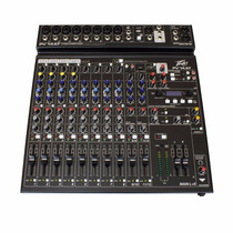 Peavey Pv 14 At Mixer Bluetooth Wirless Usb Efectos