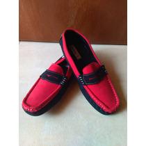 Bello Zapatos Dama Mocasines Anat Casuales Gamuza Y Piel 37