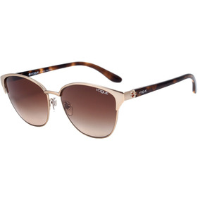 Vogue Vo 4045 Sl - Óculos De Sol 280/13 Dourado Fosco E