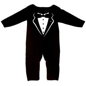 Disfraces Para Bebes - Mameluco Smoking Y Mas...