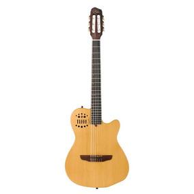 Violão Godin Multiac Acs Slim Cedar 32167 Cheiro De Música