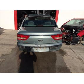 Tampa Traseira Renault Megane 2001