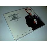 Queen / George Michael (five Live Ep ) Cd Single Raro
