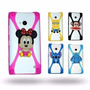 Funda Bumper Disney Iphone 4s 5s 6 6s 6 Plus Ipod Touch