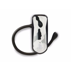 Fone Headset Bluetooth Camuflado Wireless Sony Ps3 Promoção