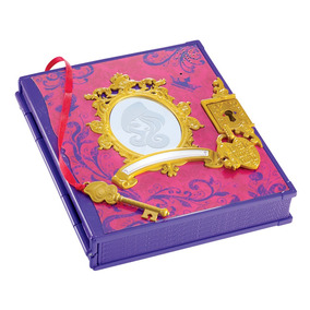 Diário Encantado Secreto Livro Do Destino Ever After High