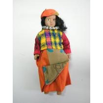 Colección Muñecas Del Mundo De Porcelana Rba 5