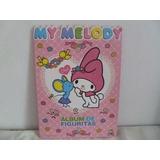 Album De Figuritas My Melody - S.desing.