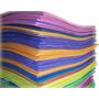 1 Placa De Borracha Para Fabricar Chinelos+25 Tiras