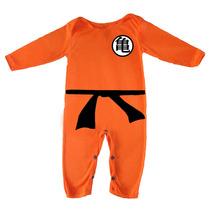 Disfraz Halloween - Mameluco Goku