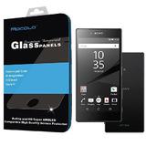Vidro Frente+ Verso Xperia Z5 Premium   + Vidro G4 Play