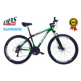 Bicicleta Aro 29 Tsw Com Shimano 24v Varios Tamanhos E Cores