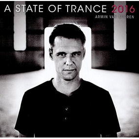 Cd : Armin Van Buuren - State Of Trance 2016 (holland - ...