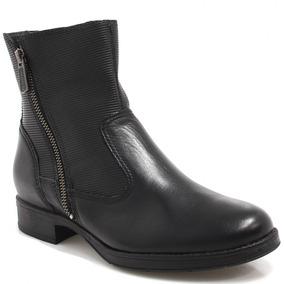Bota Ankle Boot Bottero Verniz 267601 (nota Fiscal) | Zariff