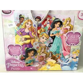 Rompecabezas Disney Princesas