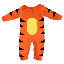 Disfraz Halloween - Mameluco Tigger Y Muchos Mas...
