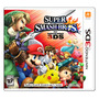 Super Smash Bros Nintendo 3ds - 3ds Xl - 2ds