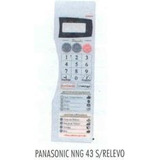 Membrana Microondas Panasonic Nng-43 Piccolo C Dourador