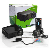 Proyector Video Beam Hdmi Vga Usb Sd Rca 120lumen