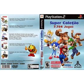 Playstation 2 Patch Super Coleção - 7784 Jogos